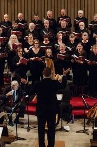 Borealis Chorale & Orchestra Christmas Concert