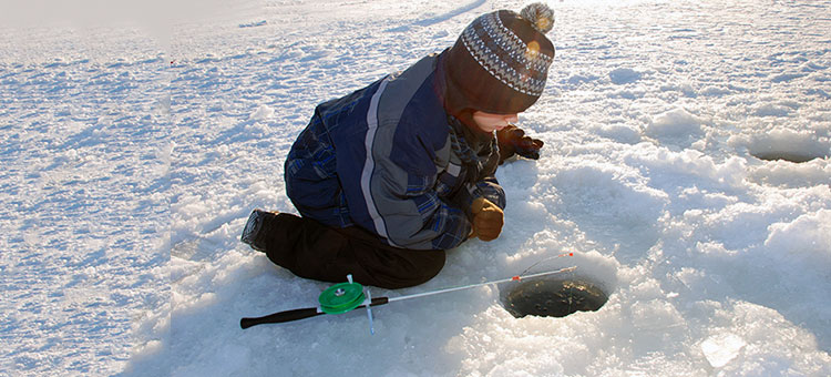 Intro to Ice Fishing
