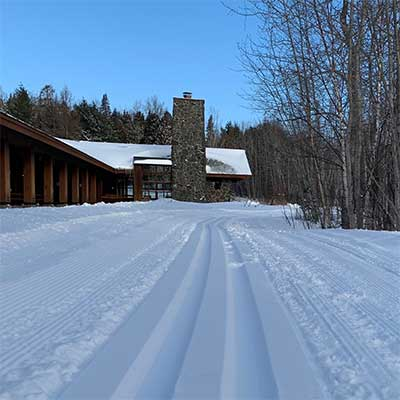 Ski & Snowmobile Trails-Gooseberry Falls State Park