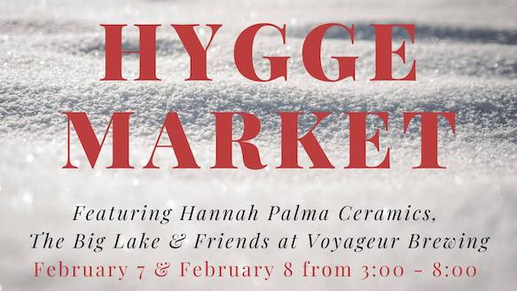 Hygge Market at Voyageur Brewing Company