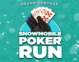 Snowmobile Poker Run