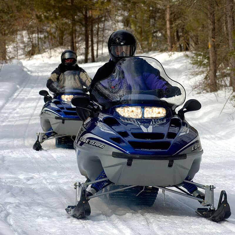 Snowmobile Trails-Grand Portage