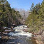 cascades of lester river