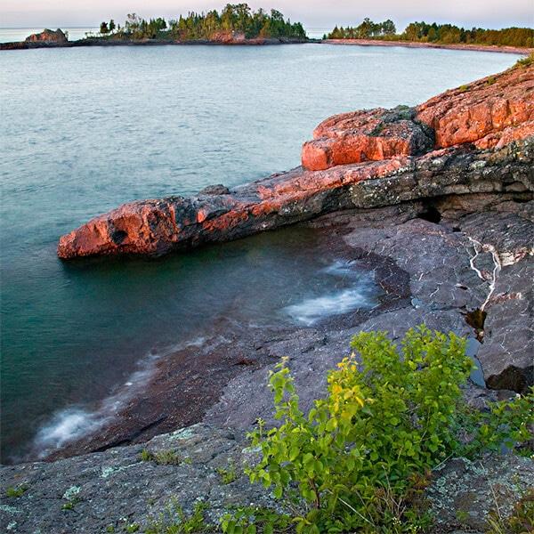 North Shore Geology Walks