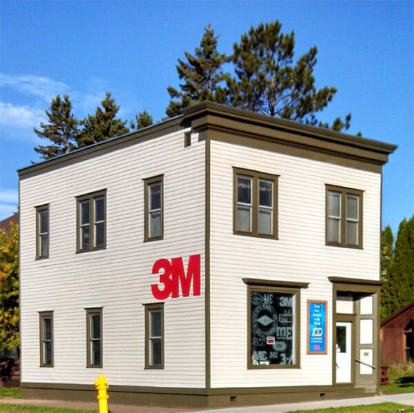 birthplace of 3m museum two harbors minnesota