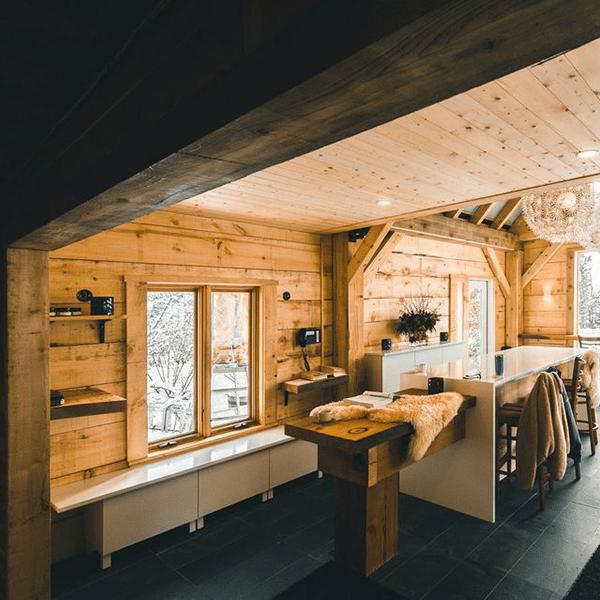new scenic cafe cozy interior on scenic 61