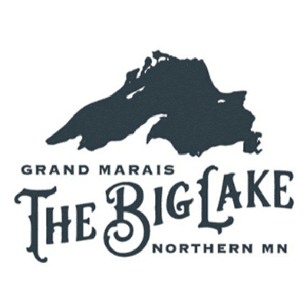 the big lake grand marais logo