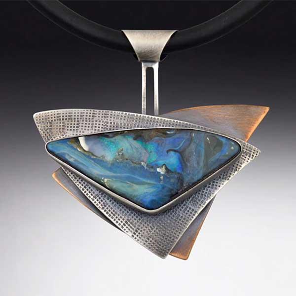 Modern pendant design by Brad Nelson