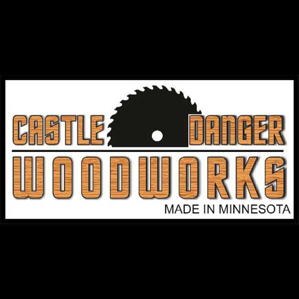 Castle danger woodworks logo