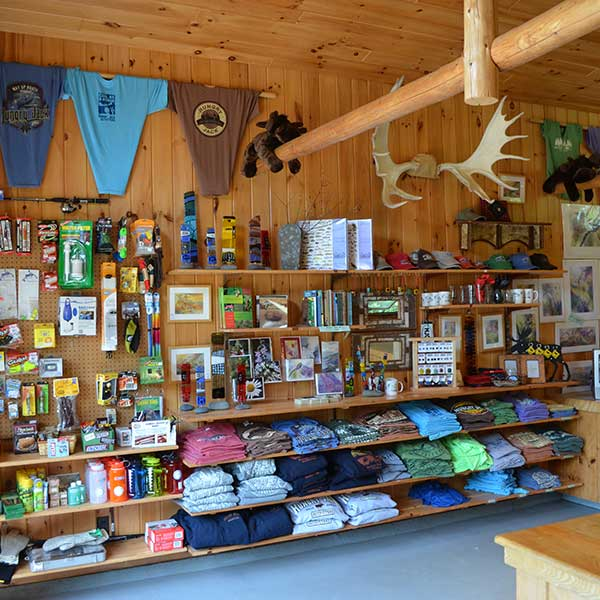 supplies for boundary waters at hungry jack canoe outfitters