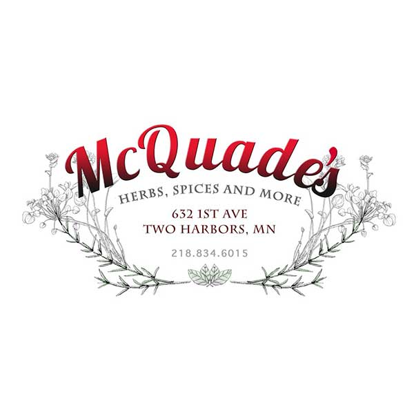 McQUADES herbs spices and more two harbors
