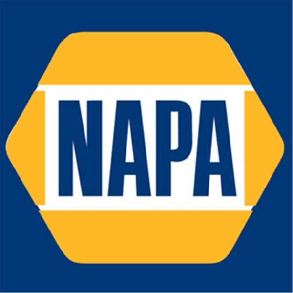 NAPA yellow blue and white logo