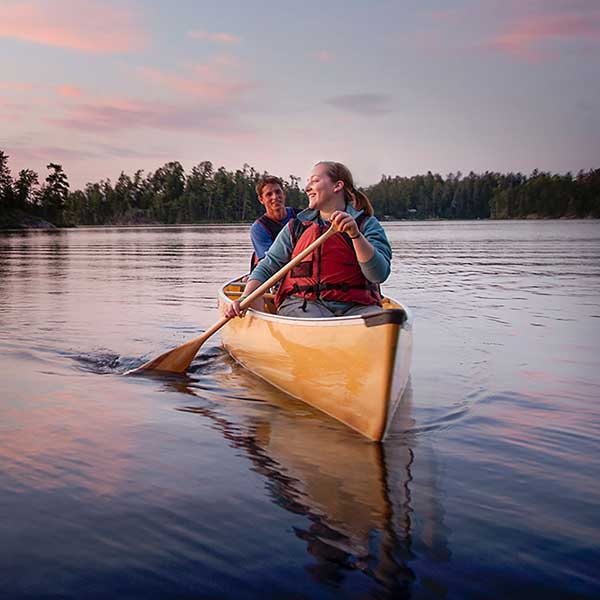 Wet Your Paddle on the Gunflint Trail