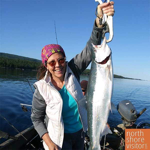 Take A Mom Fishing
