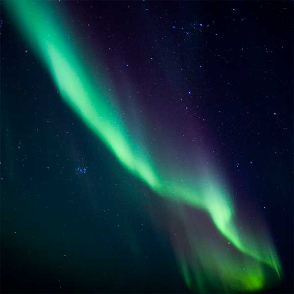 High Chance of Northern Lights