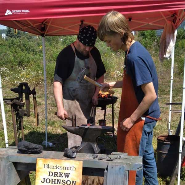 Blacksmith Demo Days