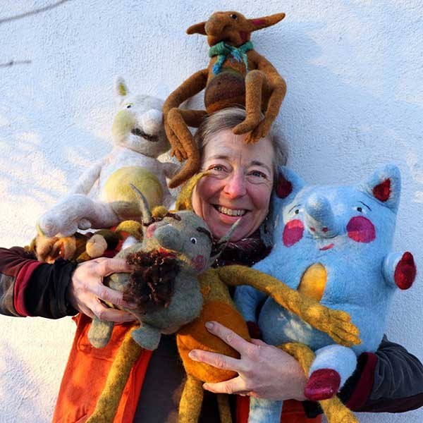 Elise Kyllo's Fully Felted Finale