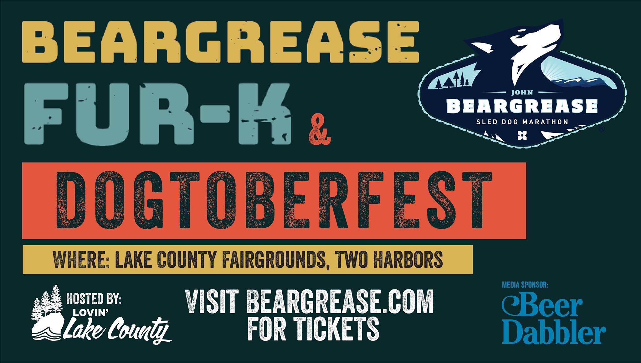 Beargrease Fur-K & DogtoberFest (5K and Beer Festival!)