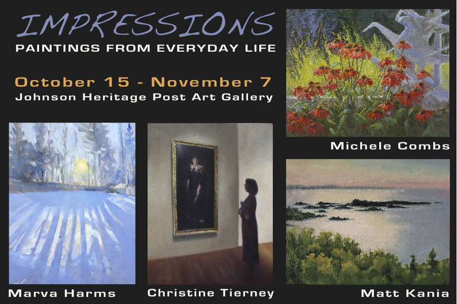 Impressions: Paintings From Everyday Life