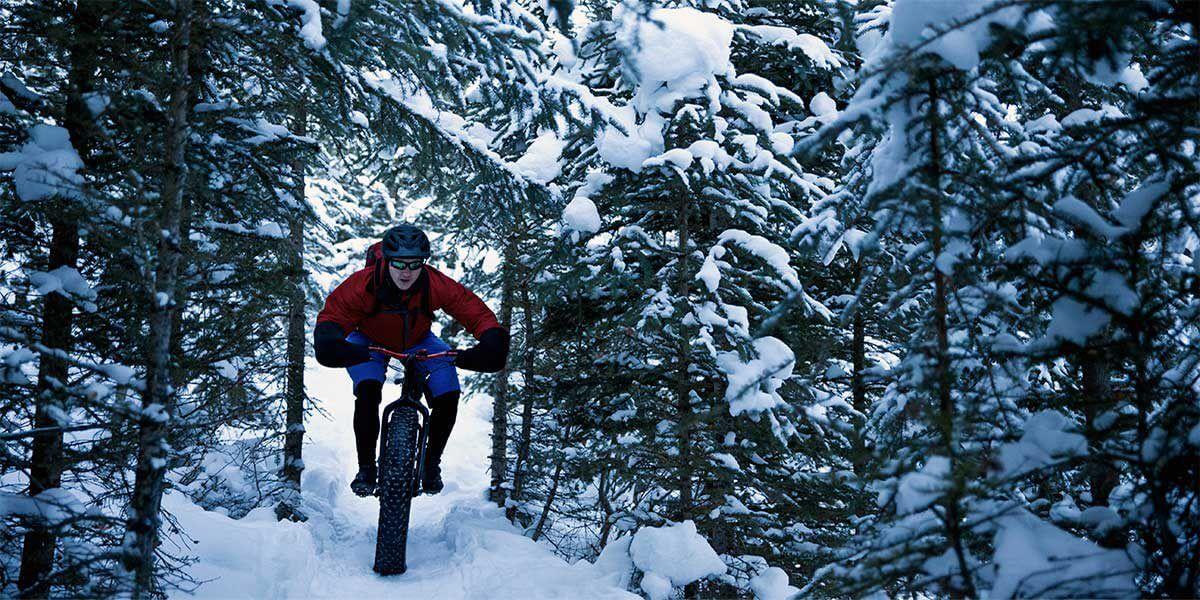 fat bike trails north shore