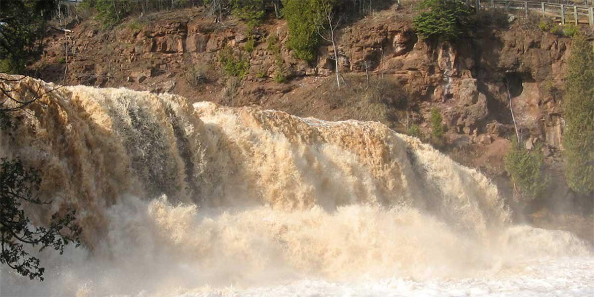 gooseberry falls area