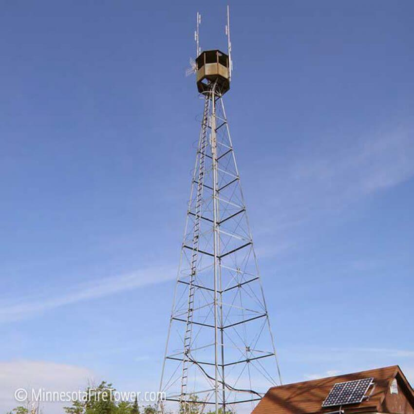 hovland mn fire tower