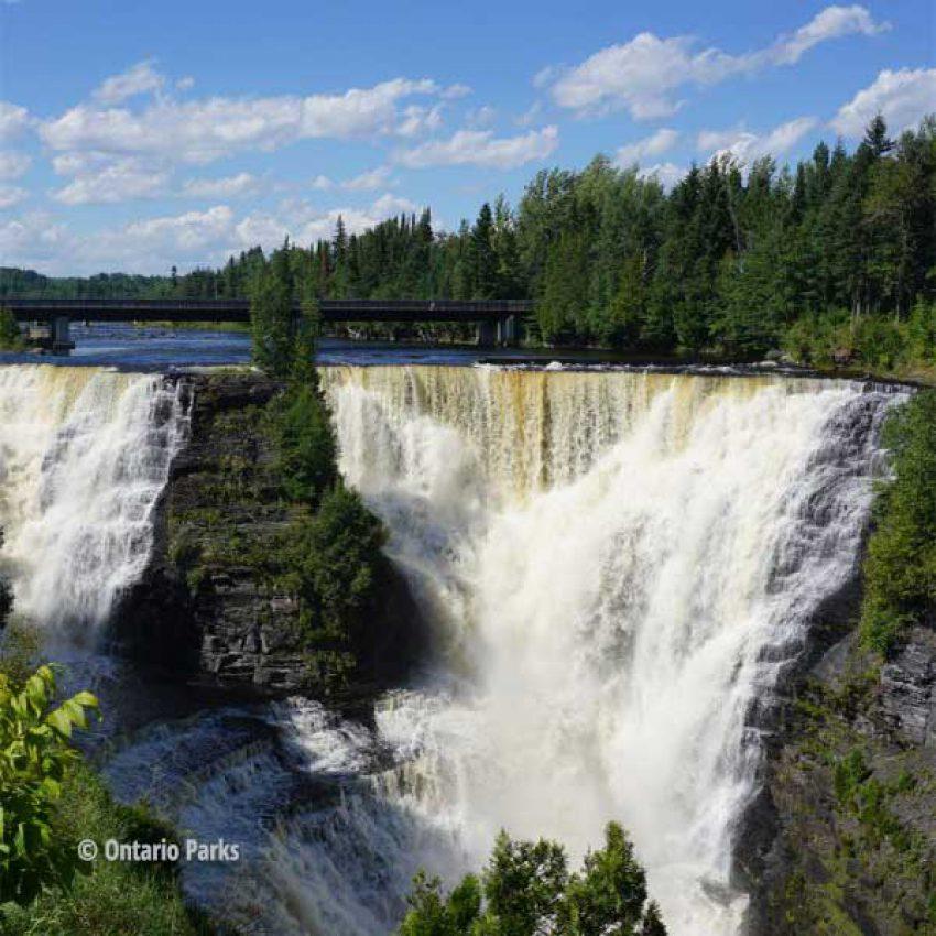 kakabeka falls ontario canada