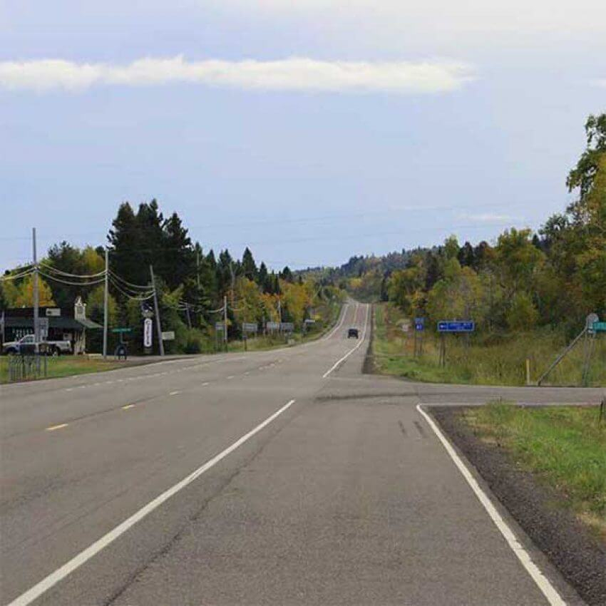 highway 61 little marais north shore