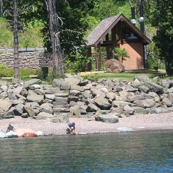 have a picnic north shore