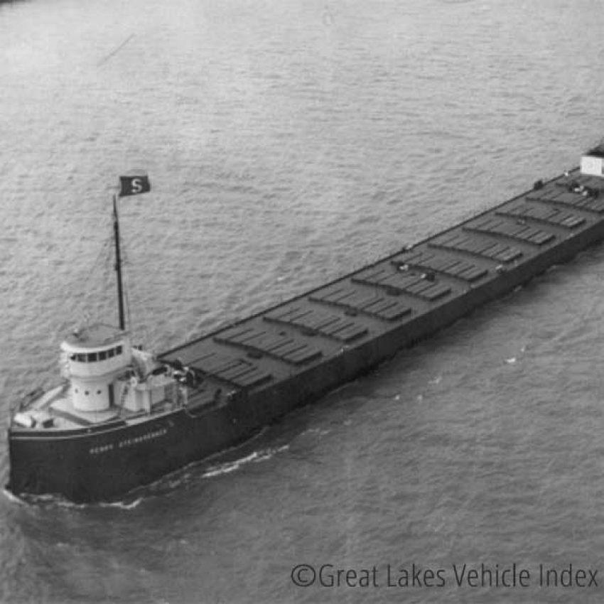 427' iron ore carrier henry steinbrenner