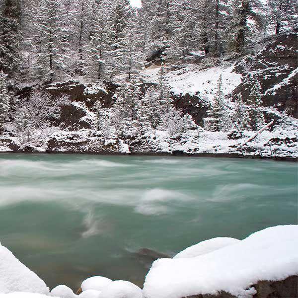 winter activities north shore